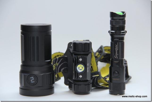 Review NiteCore HC50 045
