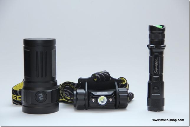 Review NiteCore HC50 046