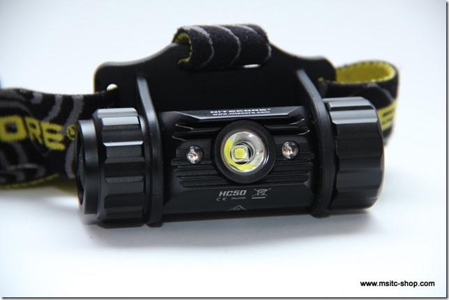 Review NiteCore HC50 059