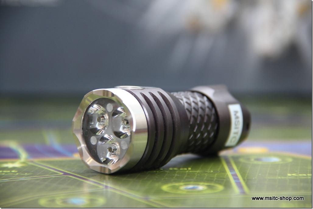 MSITC MecArmy PT16 und illumineX Ti matte